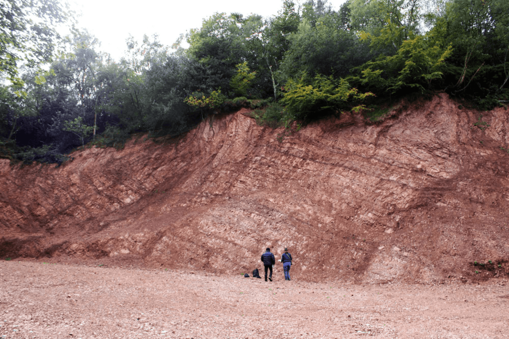 Overfold at the Lickey Hills