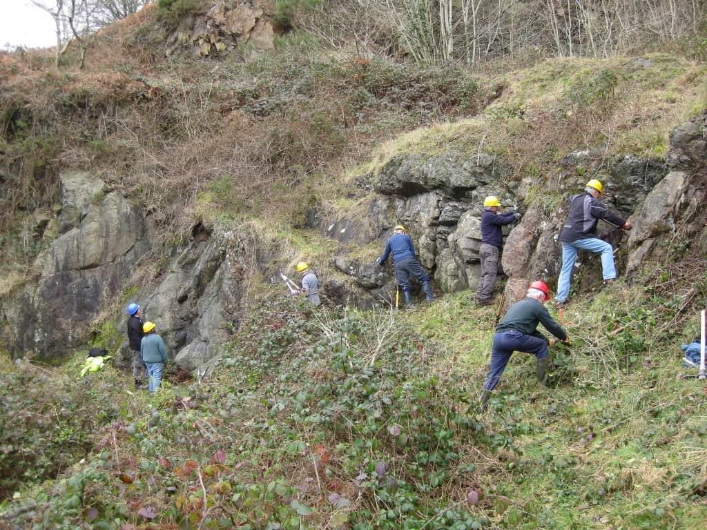 Maintenance Dingle Quarry