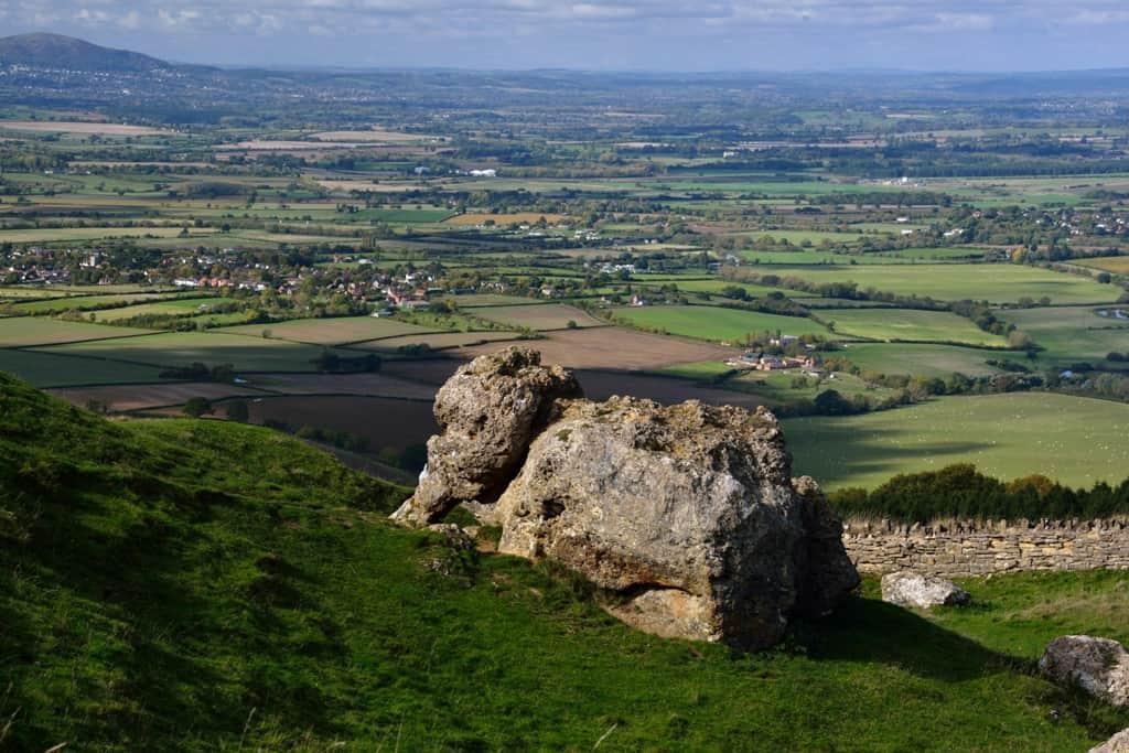 Banbury Stone, Bredon Hill