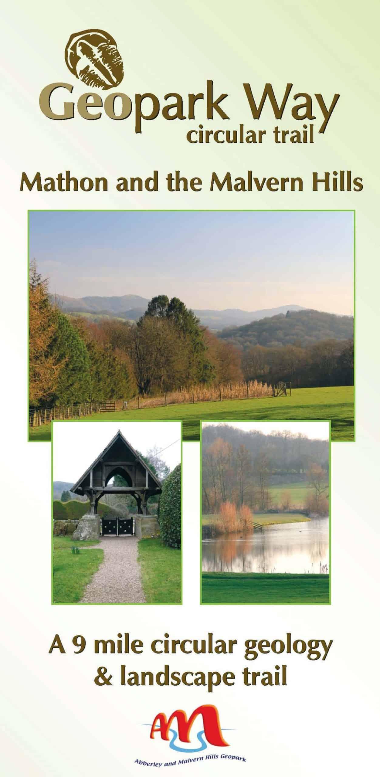 Mathon and Malvern Hills circular trail