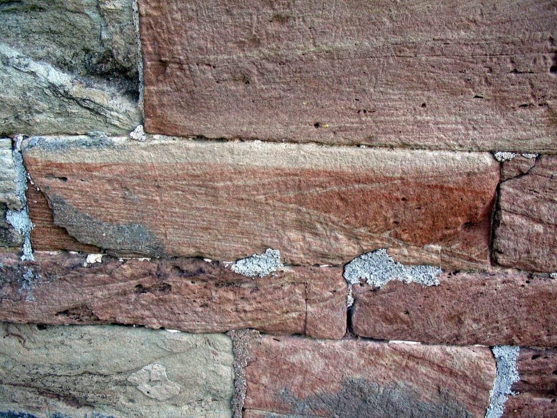 Devonian Sandstones Yarkhill Church